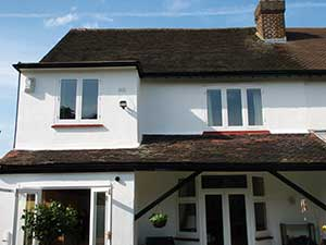 exterior painting - painted house exterior Sheen London SW14